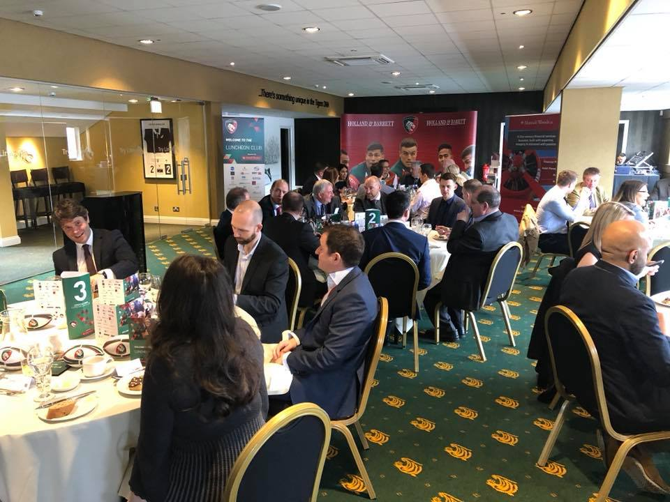 Leicester Tigers Luncheon