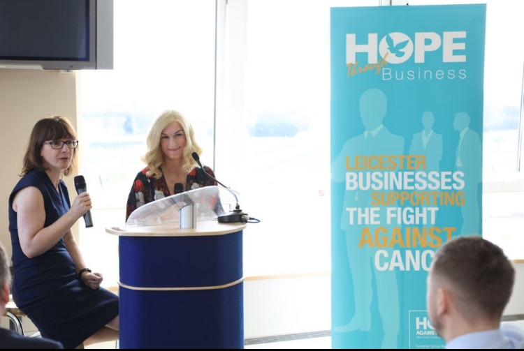 Hope Through Business Lunch