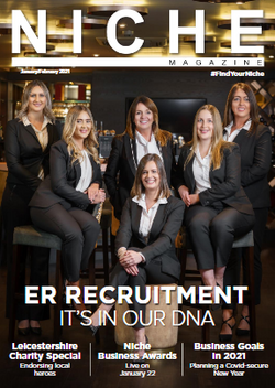 Team ER on Niche Cover