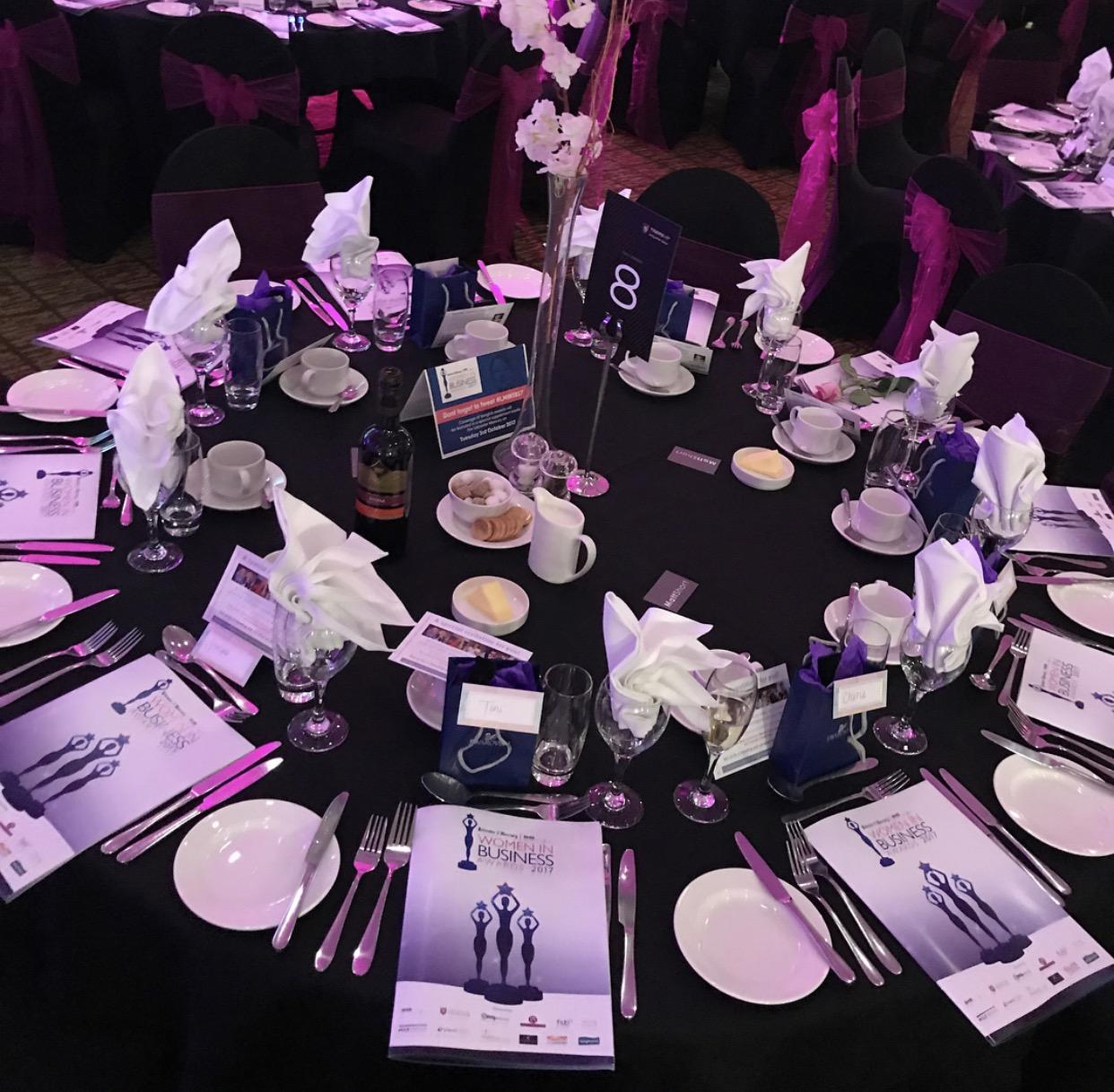 Table at #LMWIB17
