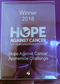 Winners of the Hope Apprentice Challenge