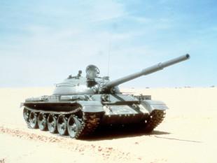 Sowjetische Panzertechnik: T-62