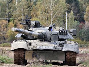 Sowjetische Panzertechnik: T-80