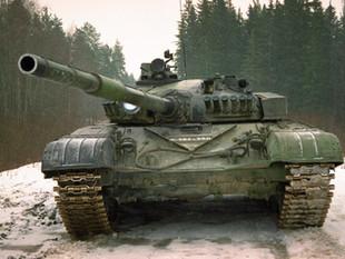 Sowjetische Panzertechnik: T-72