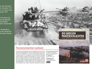Die grossen Panzerschlachten - Von Cambrai bis Desert Storm