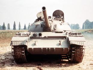 Sowjetische Panzertechnik: T-54