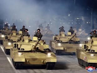 Nordkoreas neuer Kampfpanzer