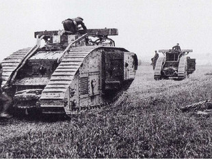 1918: Wende an der Westfront - Die Tankschlacht bei Amiens