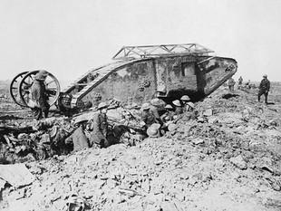 Meilensteine der Panzerentwicklung: Der britische Mark I