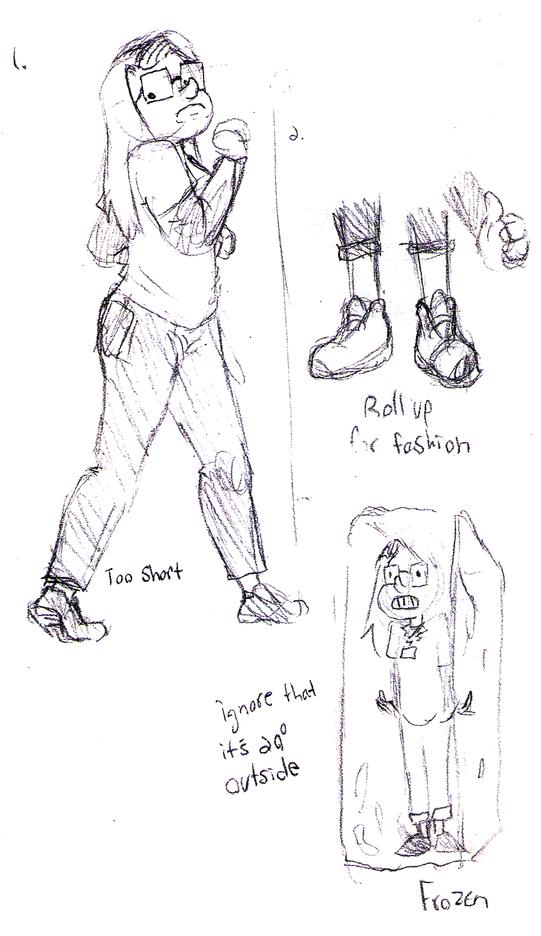pants misshap
