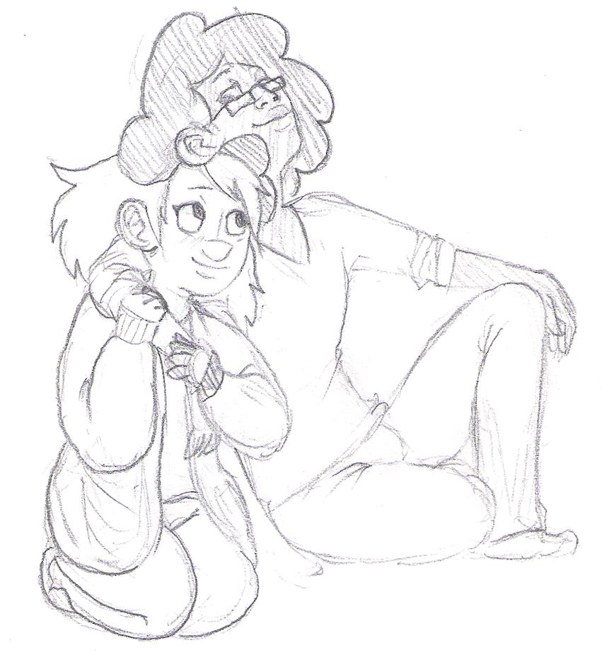 Demetri and Janette