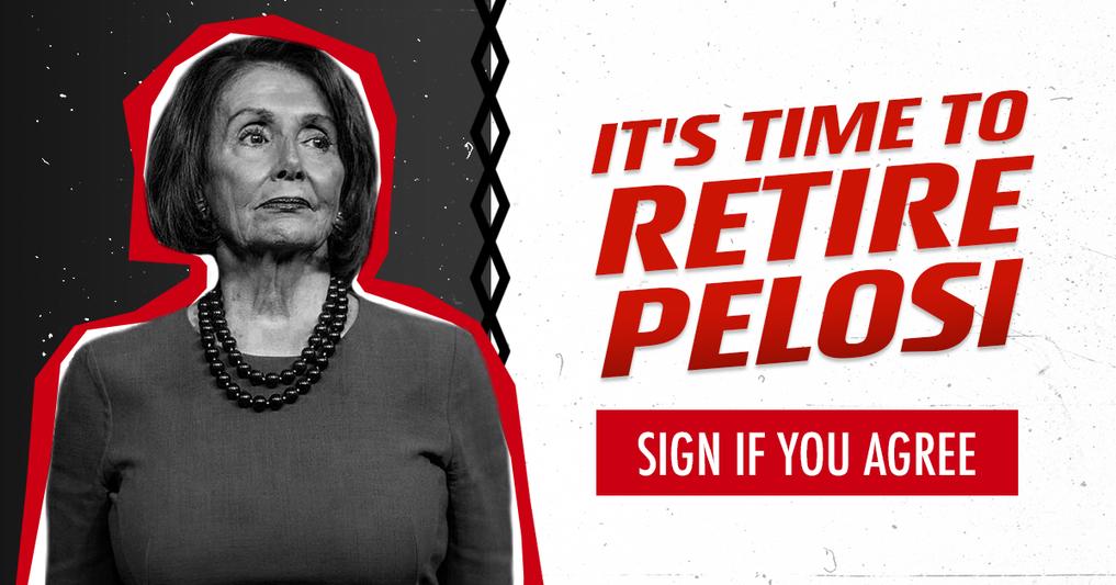 Retire Pelosi