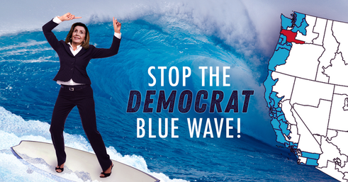 Stop the Blue Wave!