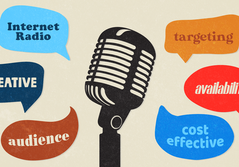 5 reasons you must include internet radio ads in your media mix