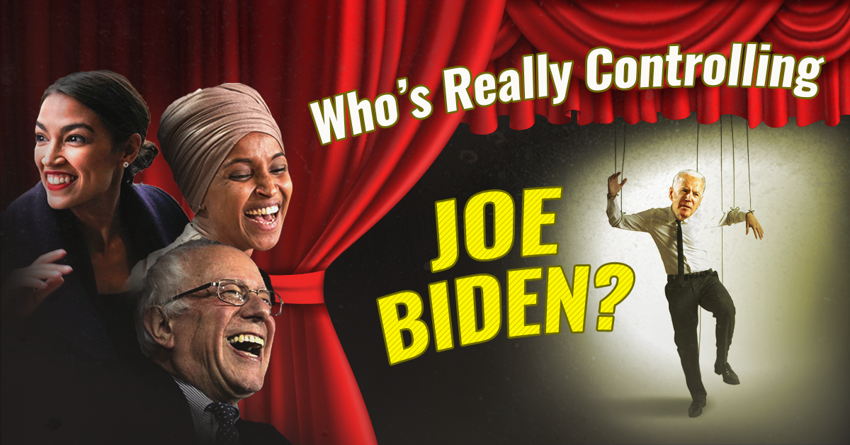 Who's Really Controlling Joe Biden?