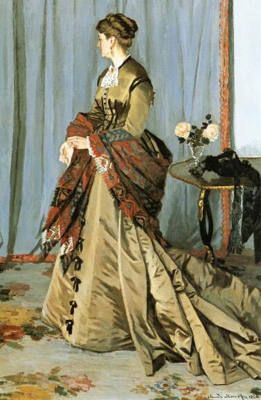 ゴーディベール夫人の肖像