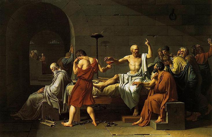 ソクラテスの死