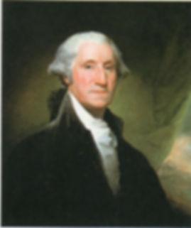 ジョージ・ワシントンの肖像