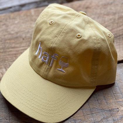 HAF Dad Hat (Butter)