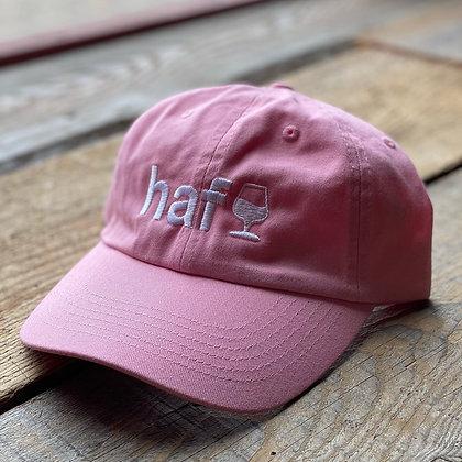 HAF Dad Hat (Pink)