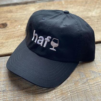 HAF Dad Hat (Black)
