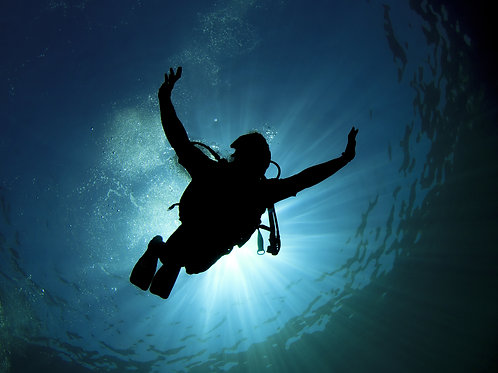 Advanced Open Water Course - £225