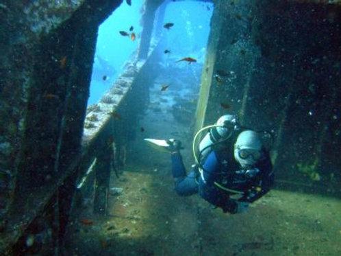 Wreck Diver - £149
