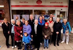 Post Office Assembly Bury Free Press
