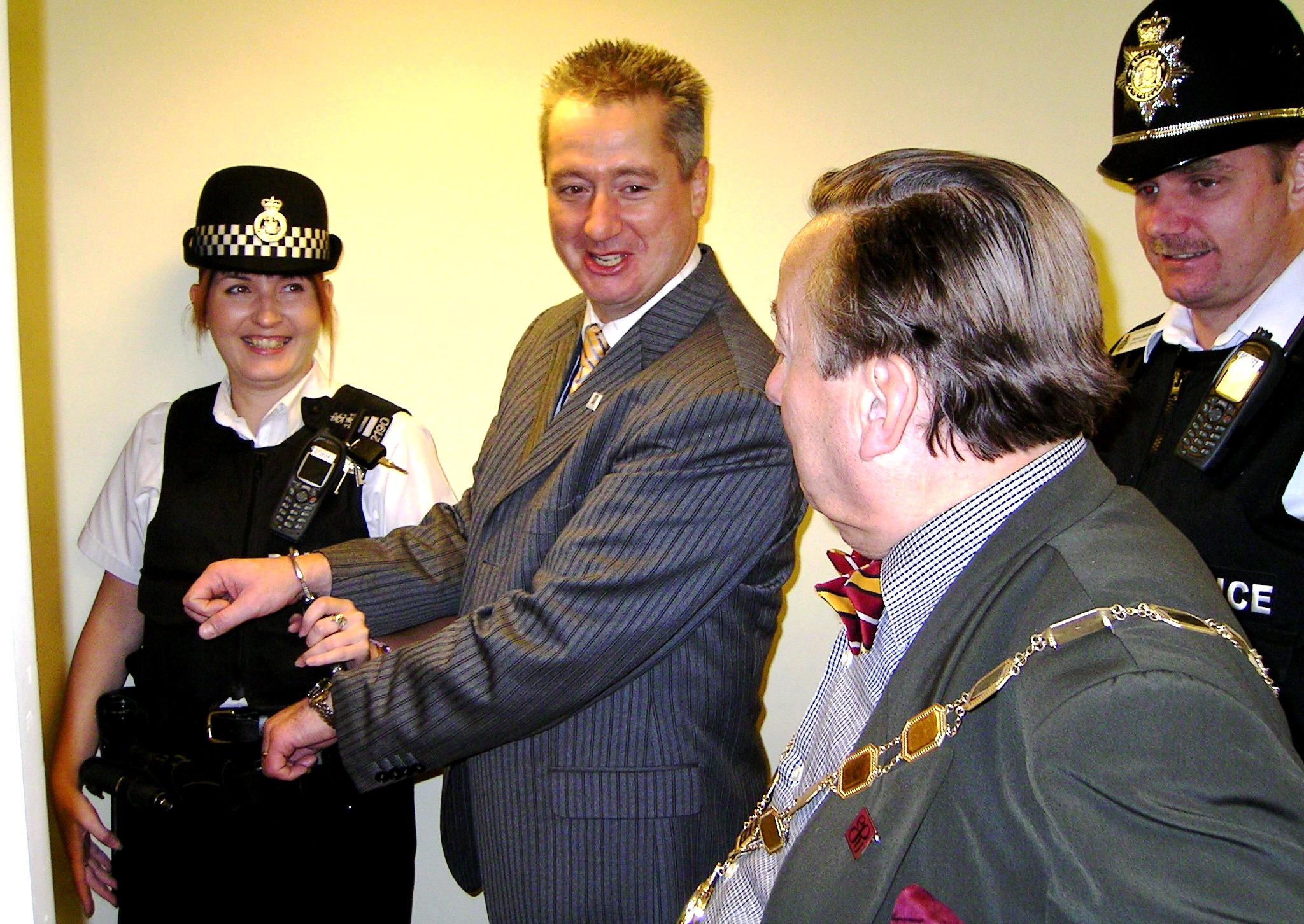 St Nicholas' Hospice _Jail & Bail_ 2005_