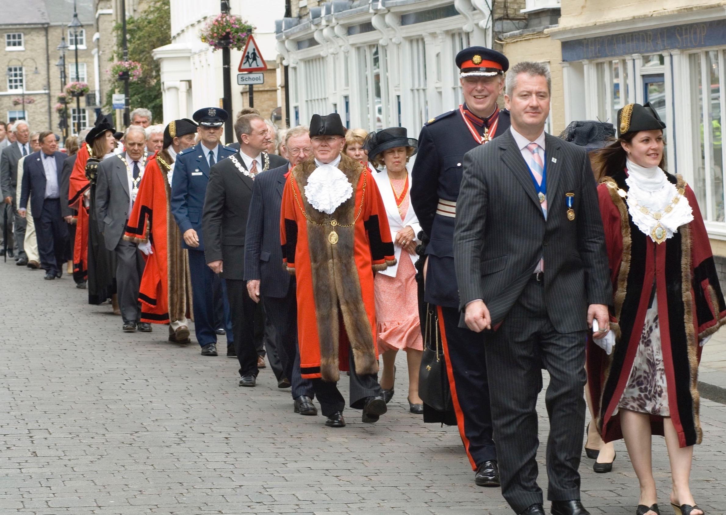 Quadricentennial Procession 2006