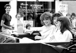 Bury St Edmunds Carnival 1984