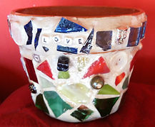 mosaic-pots-in-boulder-art-studio