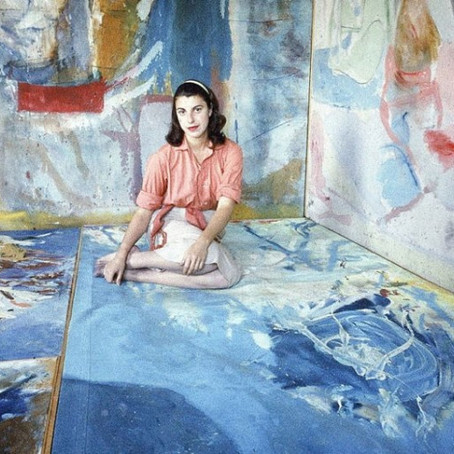 The Badass Women of Abstract Expressionism