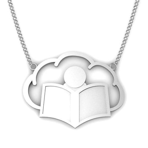Read Dream Succeed Necklace