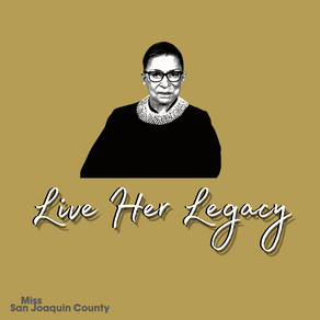 Live Her Legacy: The Notorious R.B.G.