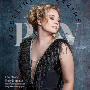 Who's on the Cover? Pacific NW Modeling Magazine
