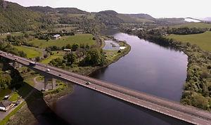 Friarton Bridge, Perth, Scotland
