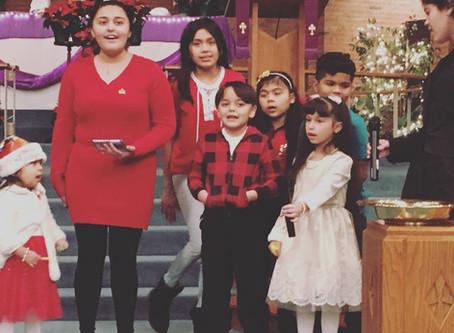Buechel UMC Christmas Eve service a melting pot of races, cultures, languages