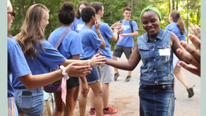 Youth Attend Camp Loucon