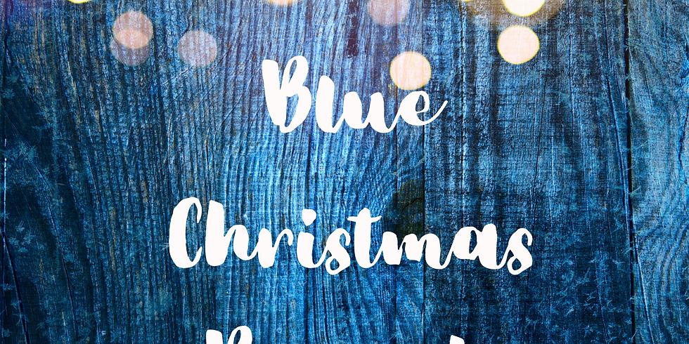 Blue Christmas Brunch