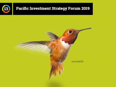 Jonathan Eriksen to speak at i3's Pacific Investment Strategy Forum