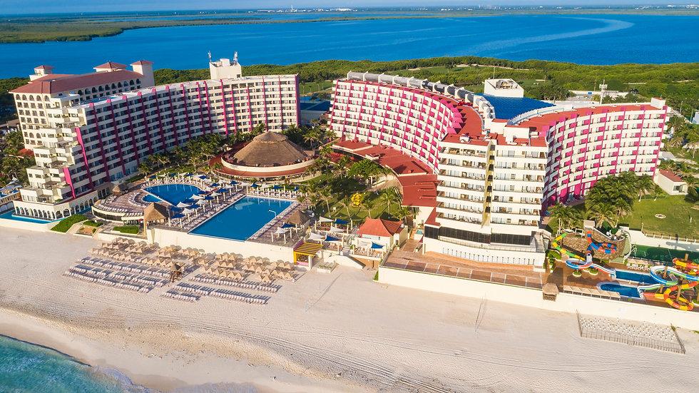 크라운 파라다이스 클럽 칸쿤 Crown Paradise Club Cancun