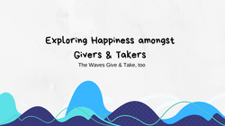 Happiness among Givers and Takers