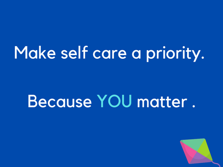 Where is your Self-Care?