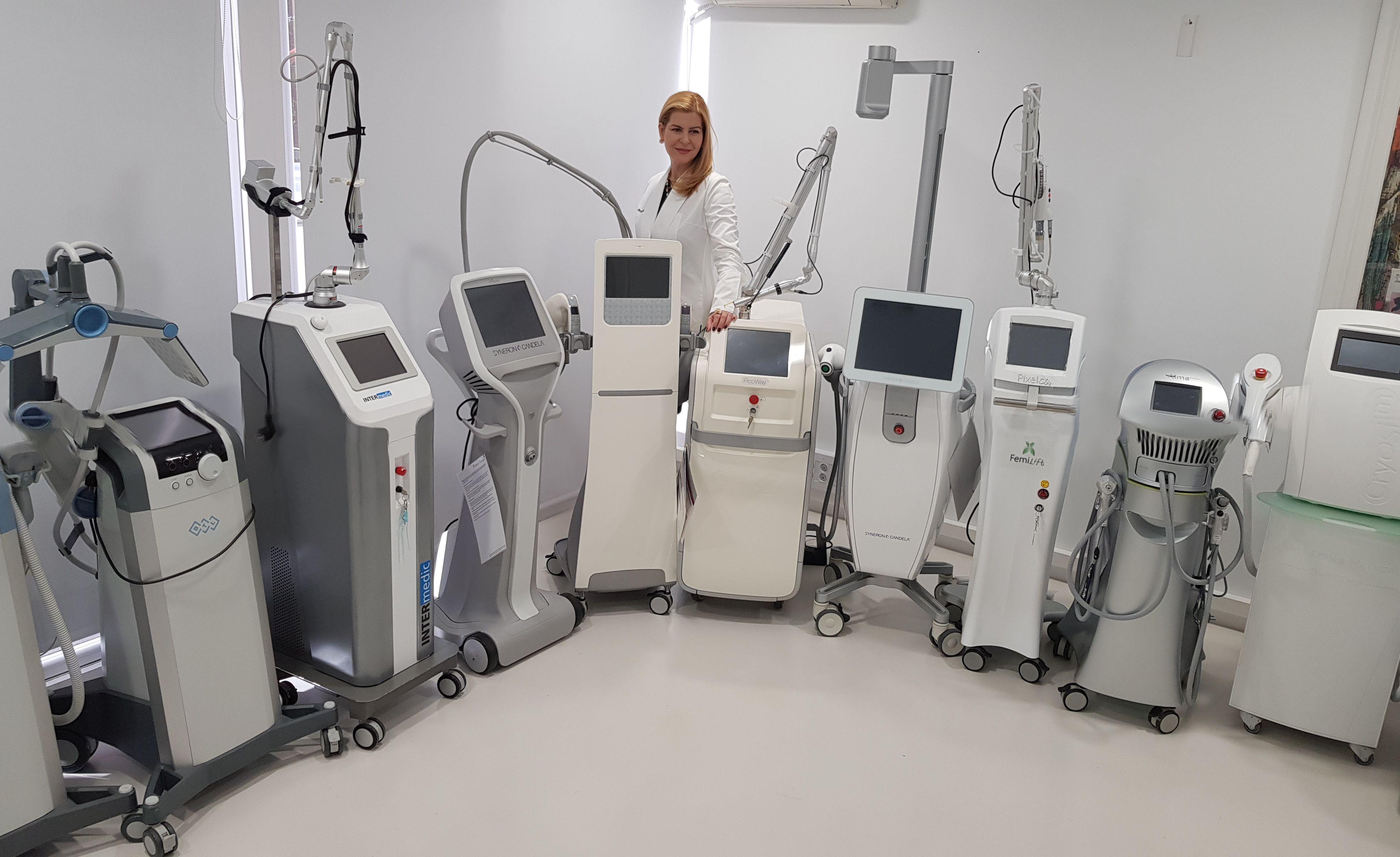 Advance Aesthetic Equipments