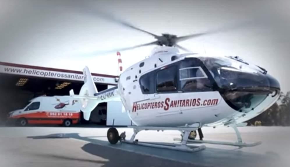 Helicopteros Sanitarios Marbella