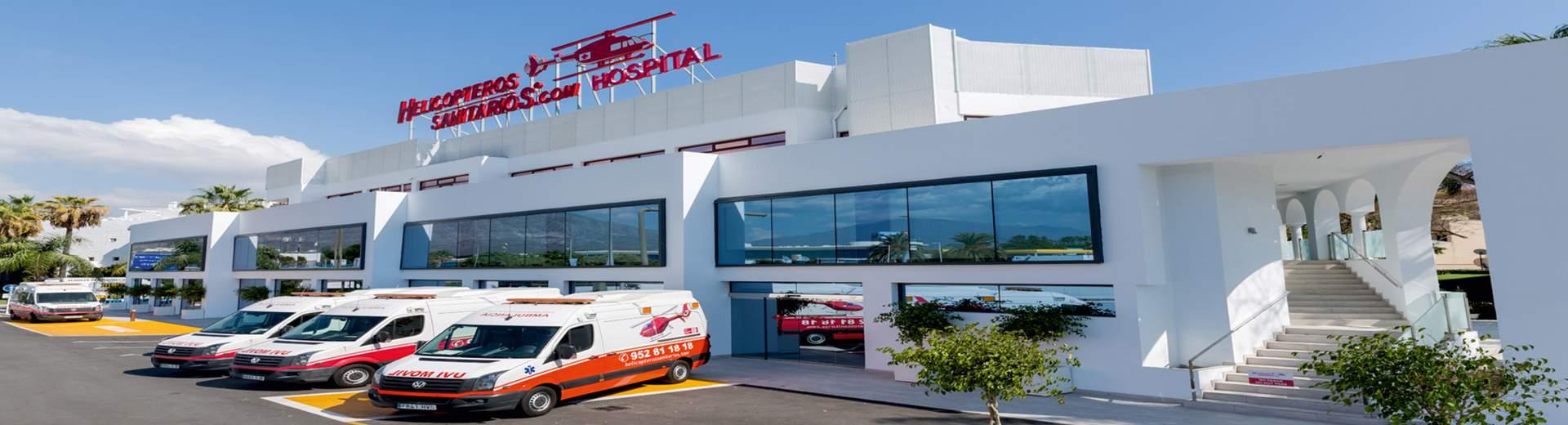 Helicopteros Sanitarios Marbella S