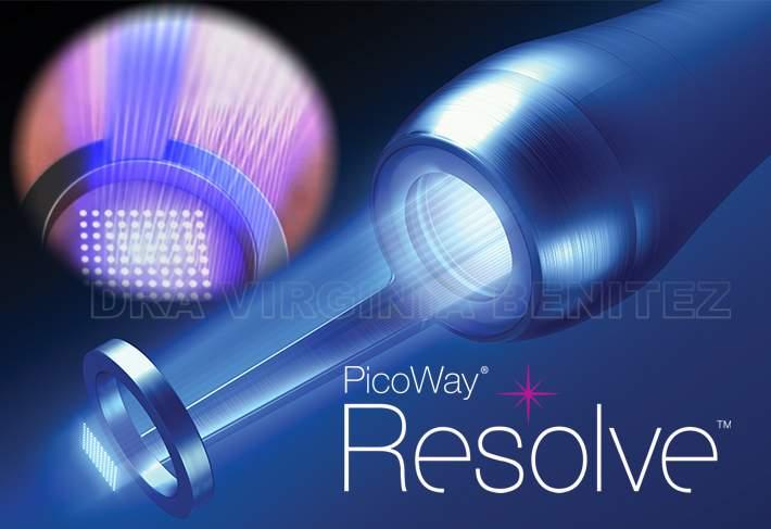 Picoway Fraxional Laser No Pain