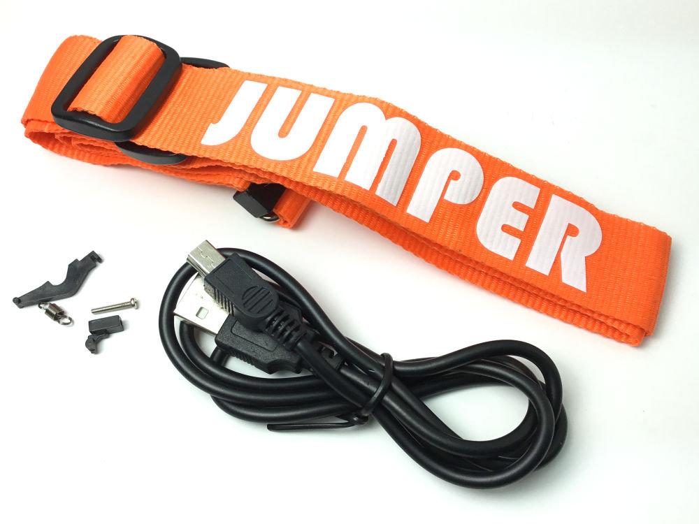 Jumper T12 Plus Hall Sensor Gimbals OpenTX Multi-Protocol Radio-JR style  Mod Bay