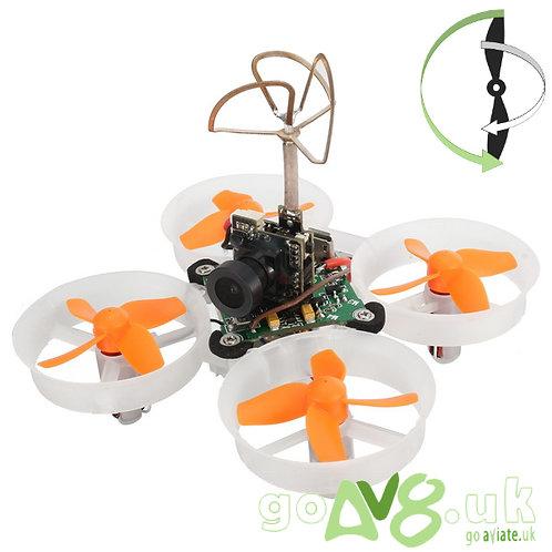 Eachine E010S - Micro FPV Quadcopter (FrSky)